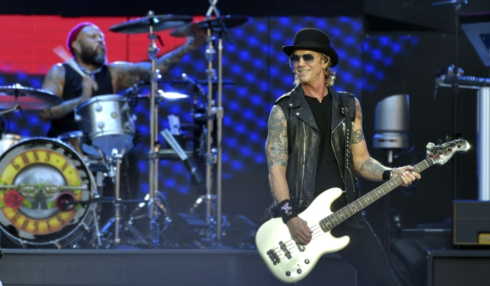 Duff McKagan confirma novo disco do Guns N' Roses