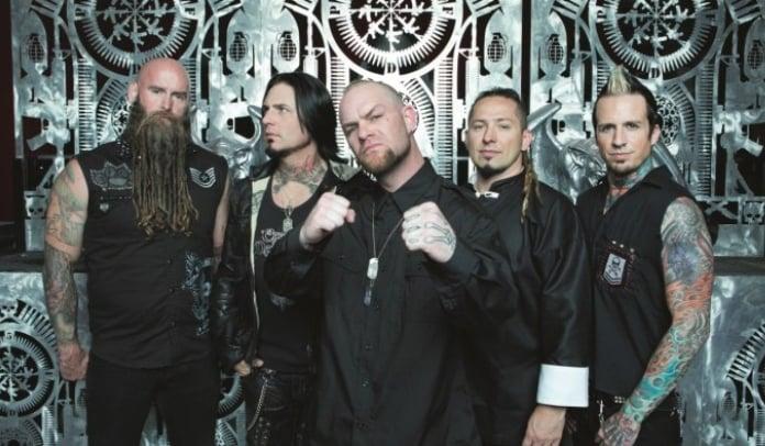 Five FInger Death Punch anuncia novo álbum e turnê