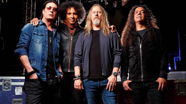 Alice In Chains lança o terceiro episódio de Black Antenna