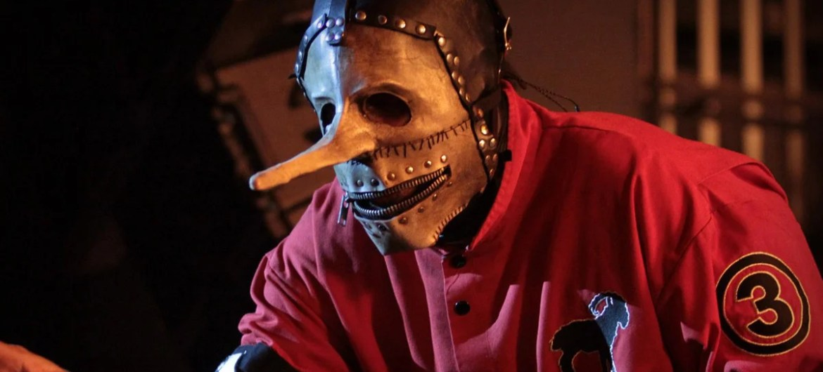 Chris Fehn do Slipknot