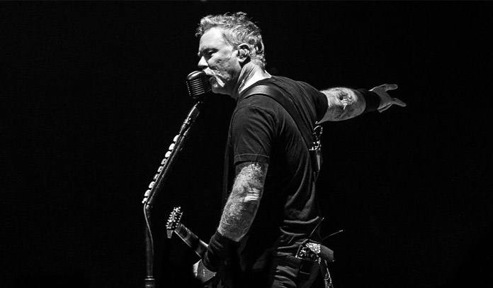 James Hetfield do Metallica