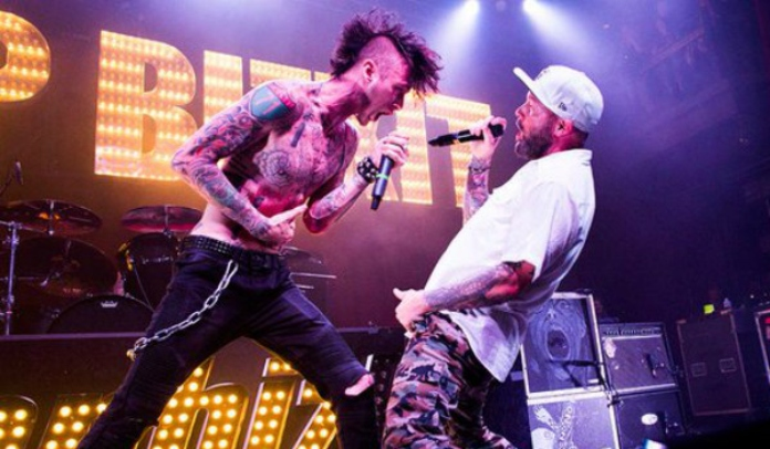 Limp Bizkit e Machine Gun Kelly