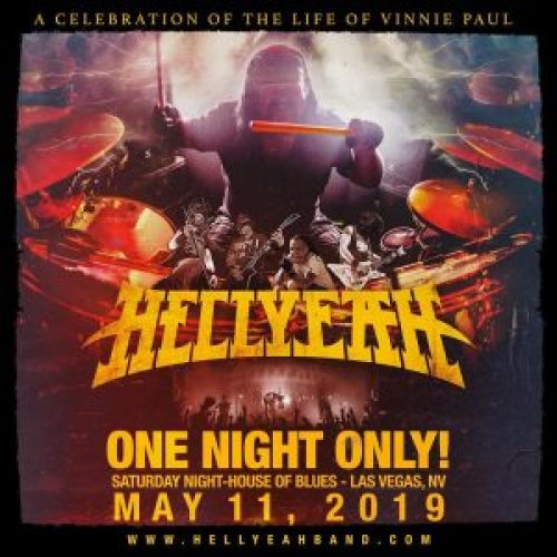 Celebração da vida de Vinnie Paul