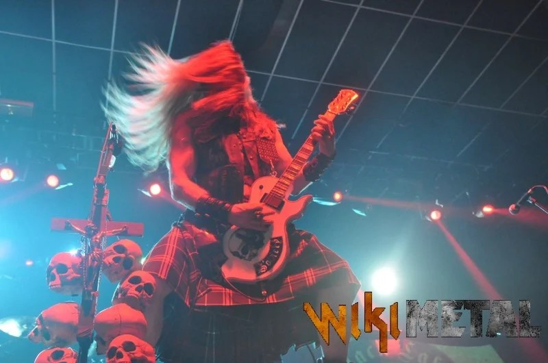 Quem é Zakk Wylde do Black Label Society?