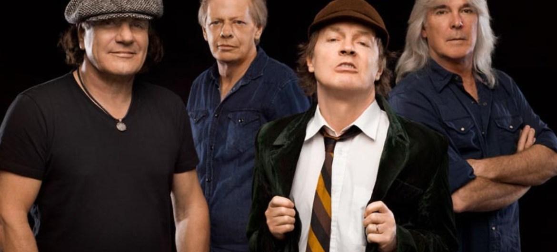 Engenheiro do AC/DC confirma que a banda esteve no estúdio