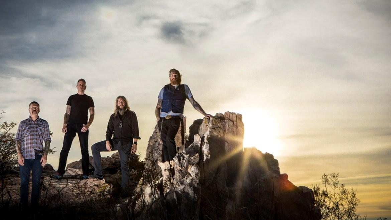 "Mastodon faz cover de ""Stairway To Heaven"""