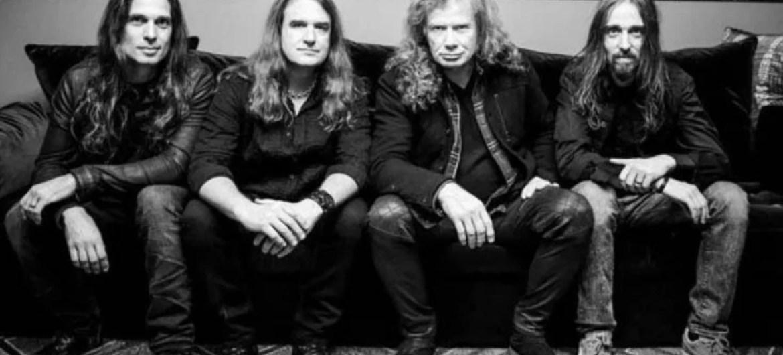 Megadeth deve lançar novo álbum apenas em 2020