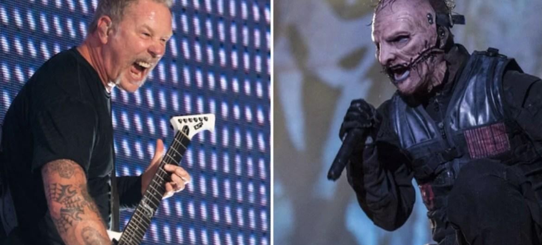 Metallica e Slipknot estão entre as senhas mais hackeadas do mundo