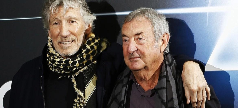 Roger Waters e Nick Mason