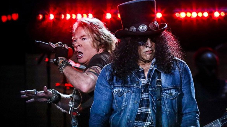 Slash confirma novas músicas do Guns N' Roses