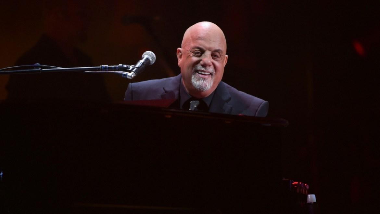 Billy Joel toca músicas do Led Zeppelin com Jason Bonham
