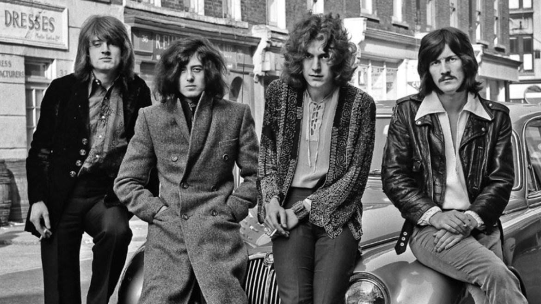 Led Zeppelin ganhará documentário