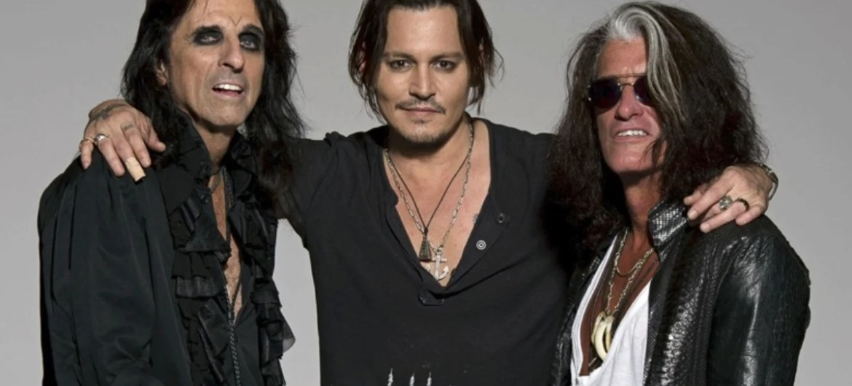 Hollywood vampires lança novo disco Rise