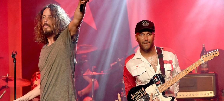 Audioslave deve ter material inédito suficiente para um disco