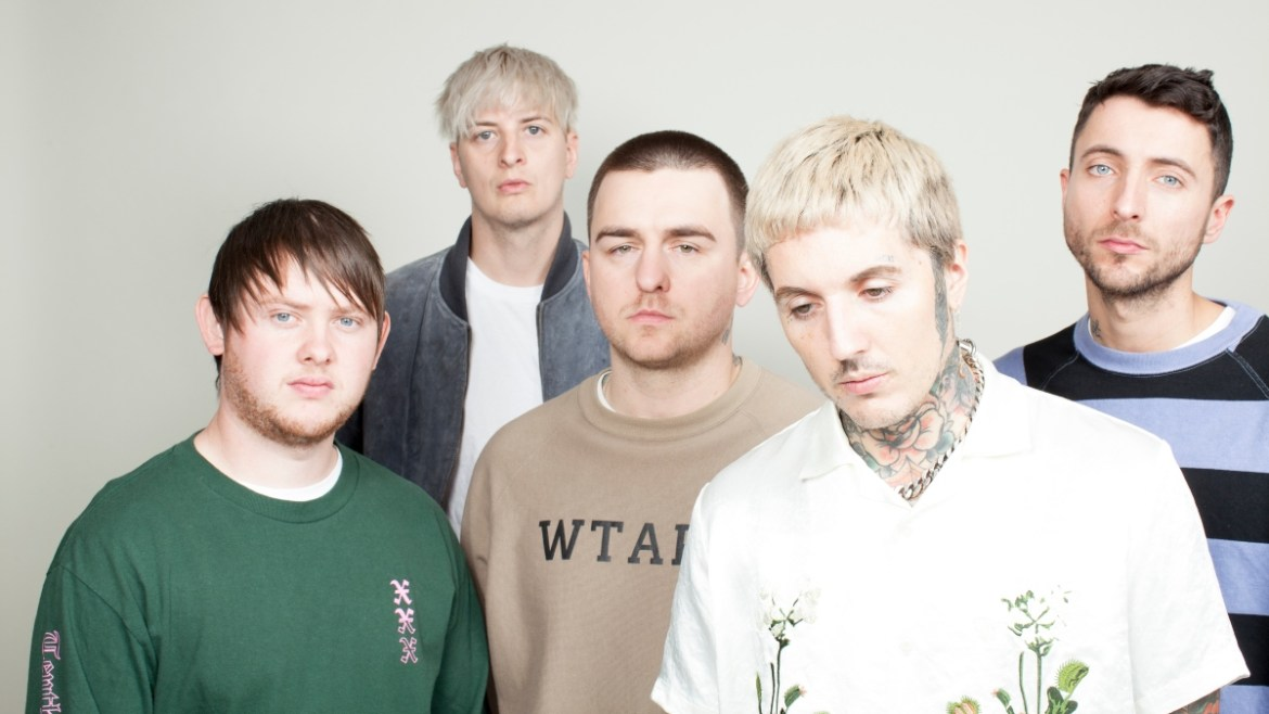 Bring Me The Horizon lança Spotify Session