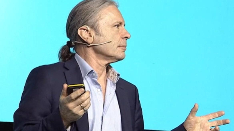 Bruce Dickinson fala na Campus Party Brasília
