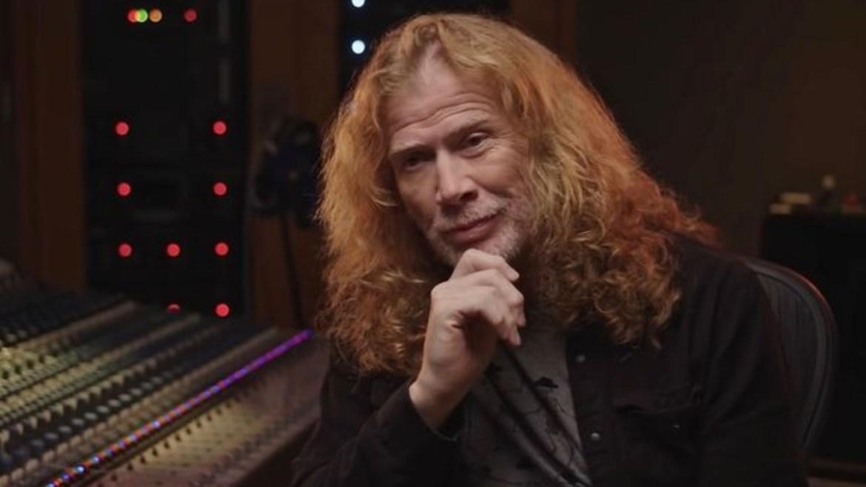 Dave Mustaine volta ao estúdio para gravar novo álbum do Megadeth