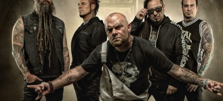 Five Finger Death Punch voltará ao som pesado