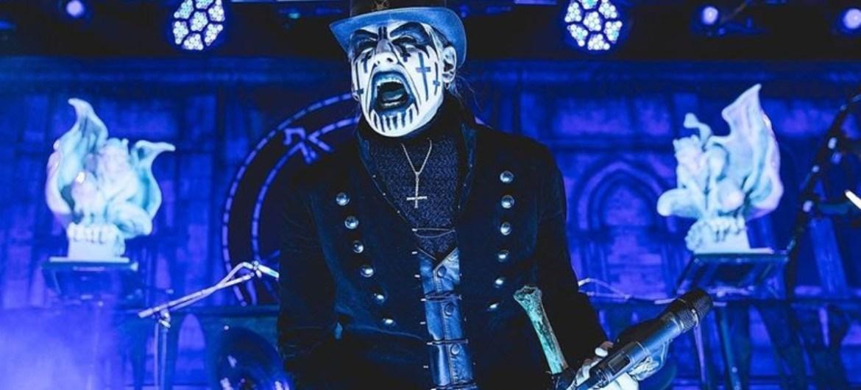 King Diamond apresenta nova música ao vivo
