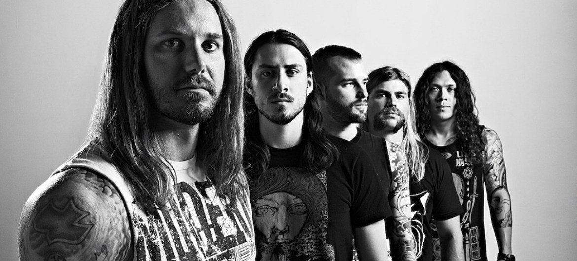 As I Lay Dying anuncia shows no Brasil
