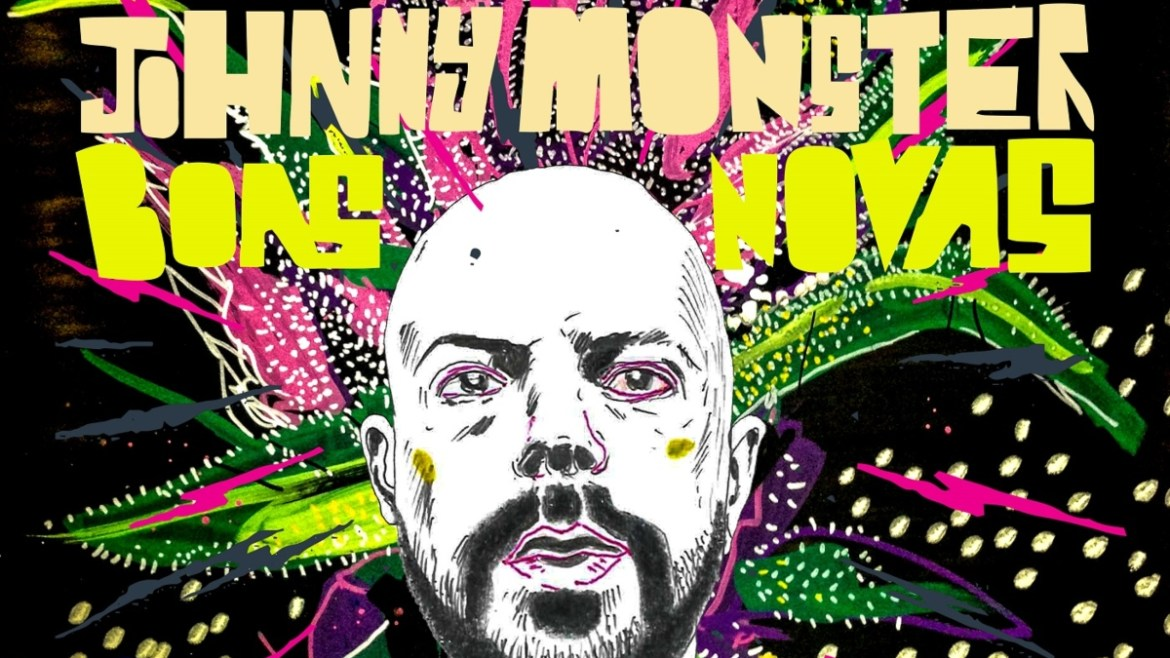 "Johnny Monster lança single ""Boas Novas"""