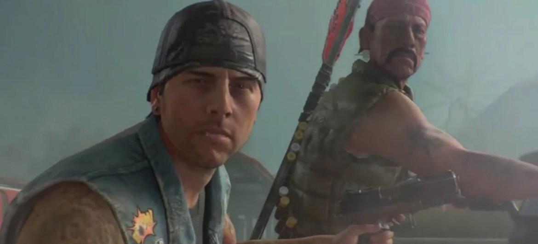 M Shadows, vocalista do Avenged Sevenfold, é personagem jogável no novo Call Of Duty