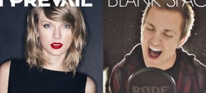 I Prevail fez cover de Taylor Swift