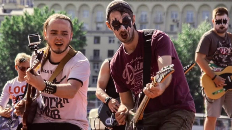 Grupo de 270 músicos faz cover de Kiss