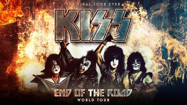 Kiss trará turnê End Of The Road para o Brasil, segundo jornal