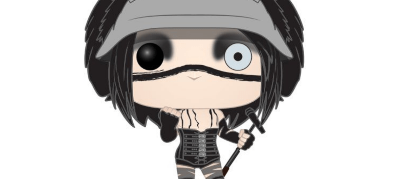 Marilyn Manson ganha versão de boneco colecionável