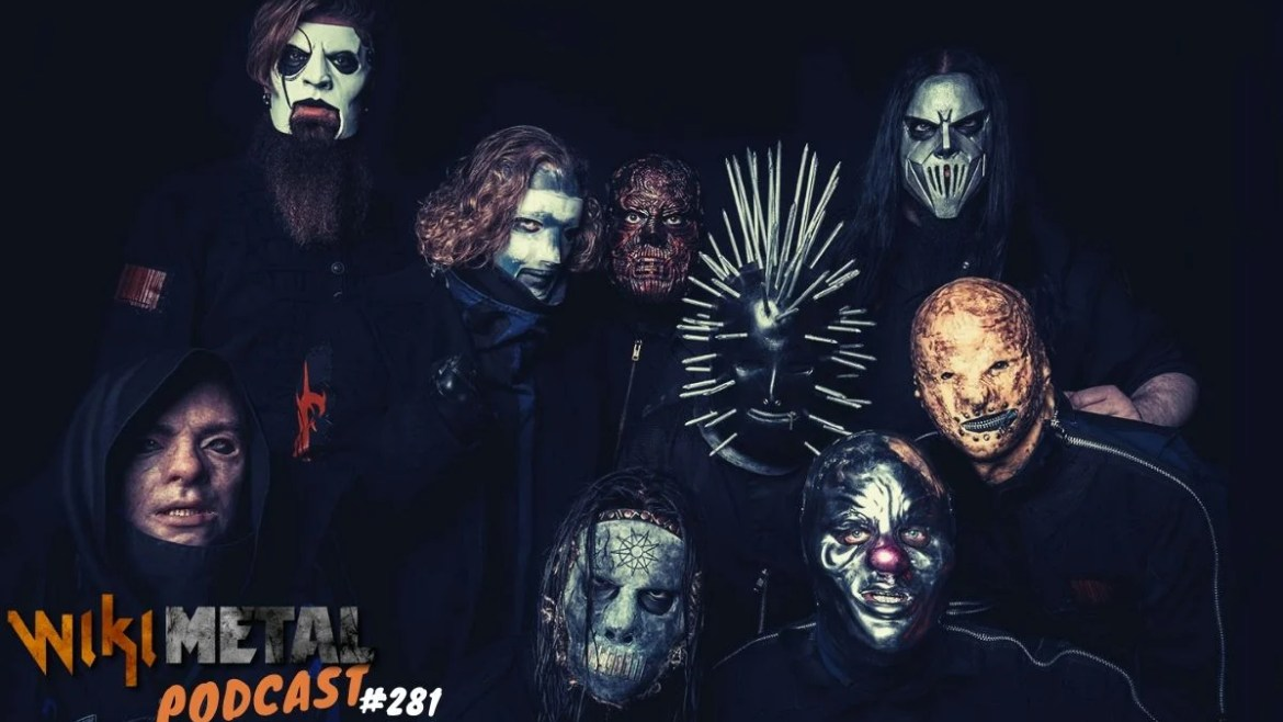 Podcast #281: Slipknot e seu aguardado disco 'We Are Not Your Kind'
