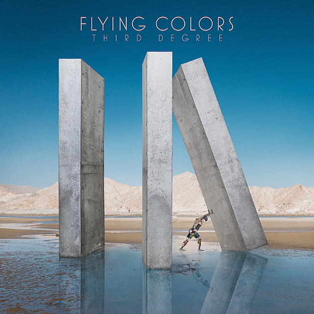 Flying Colors - Third Degrees