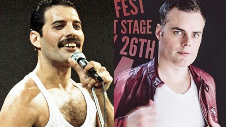 Marc Martel, voz de Freddie Mercury em Bohemian Rhapsody, vem ao Brasil