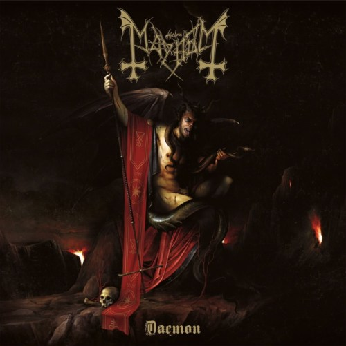 Mayhem anuncia novo álbum Daemon