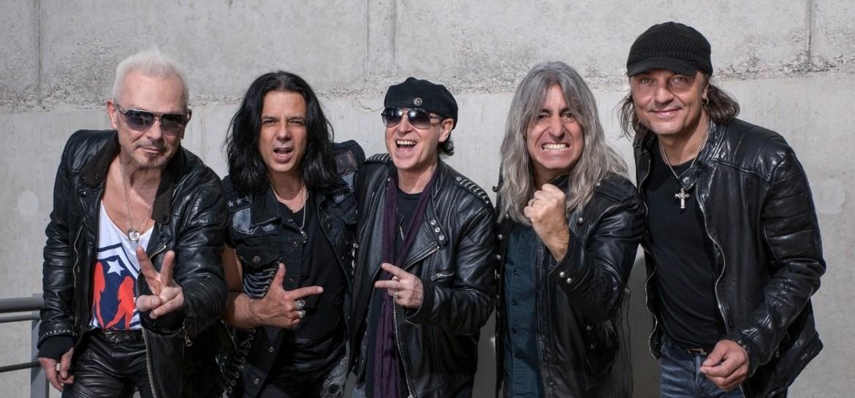 Scorpions lança vídeo gravado no Brasil há 11 anos