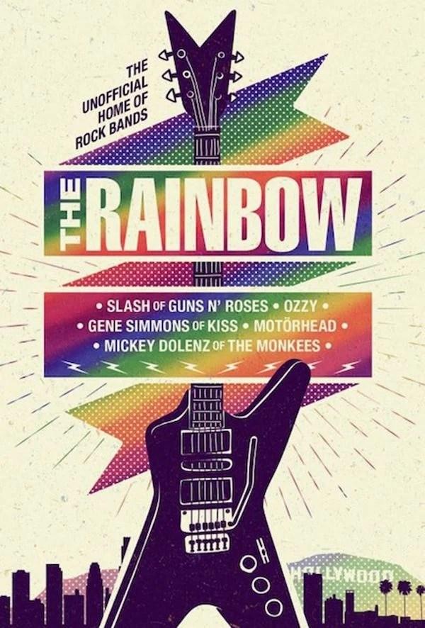 Documentário The Rainbow
