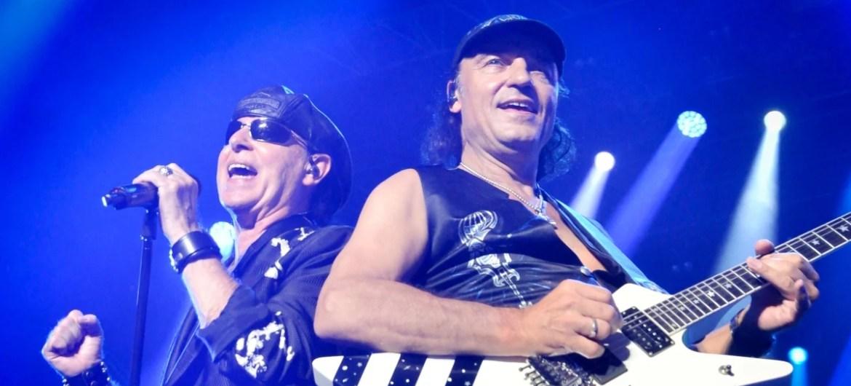 Lendas do rock em Porto Alegre