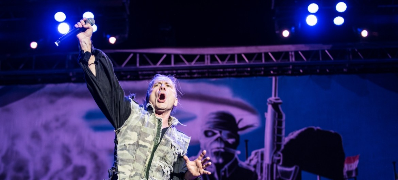 Iron Maiden será homenageado na Argentina