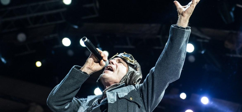 Iron Maiden cresce 119% em reproduções do Spotify