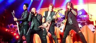 Helloween e Scorpions em Santa Catarina: metal alemão