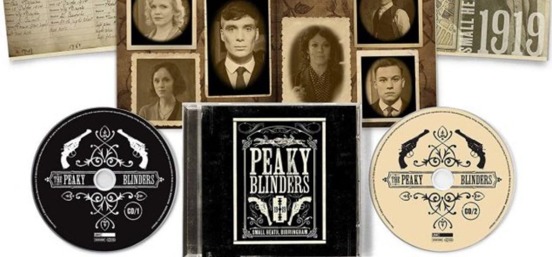 Trilha sonora de Peaky Blinders