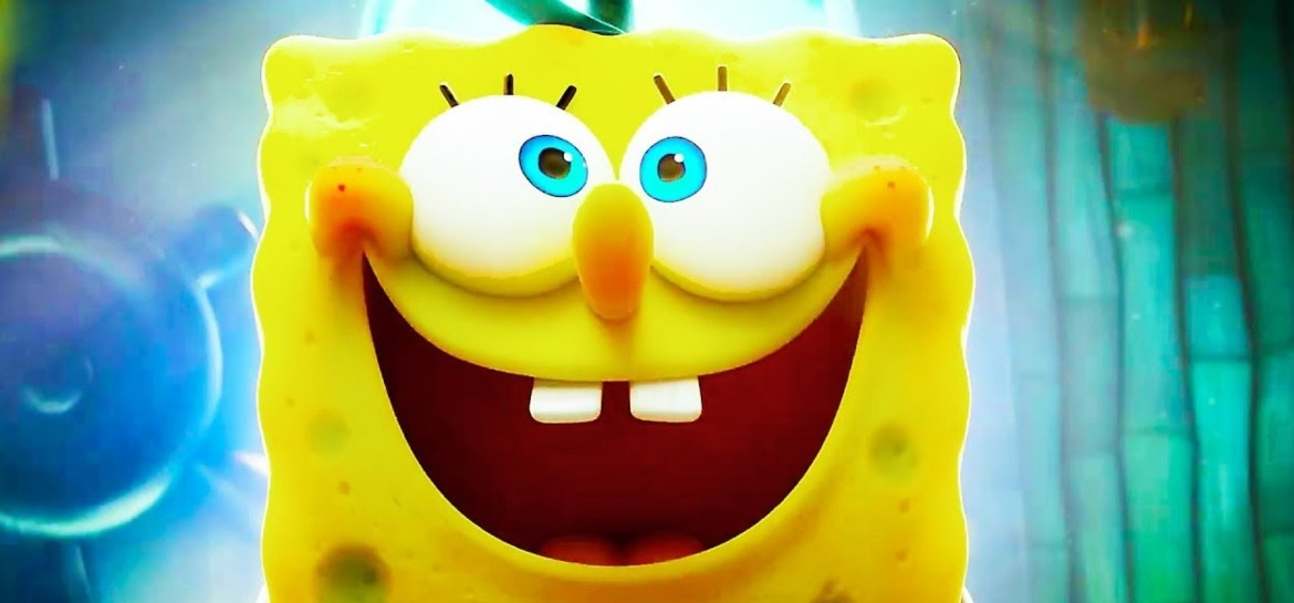 Mötley Crüe está no trailer do Bob Esponja