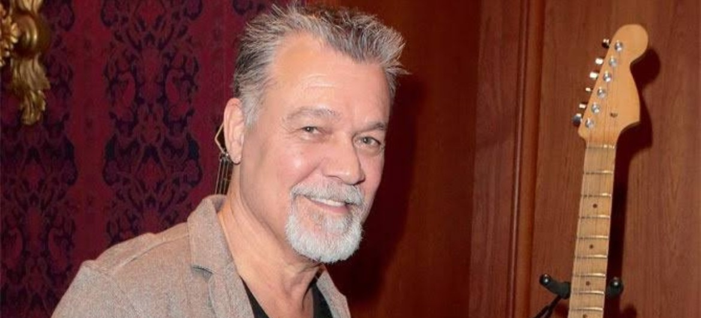 Eddie Van Halen é hospitalizado