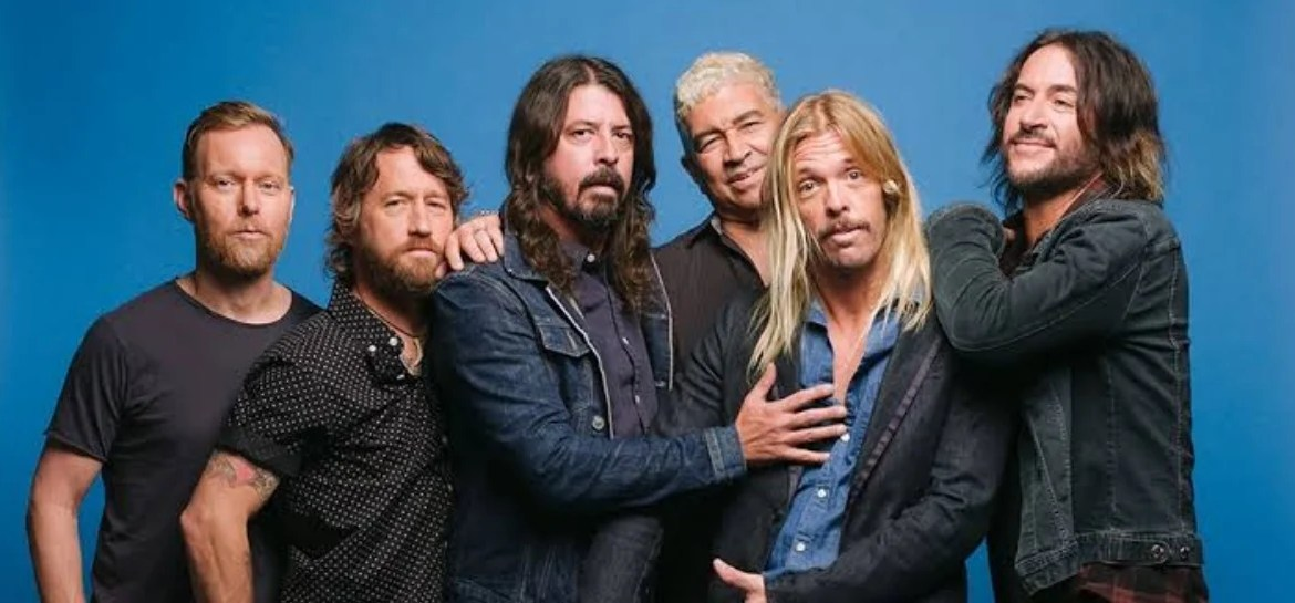 Foo FIghters é o primeiro headliner do Rock In Rio Lisboa 2020