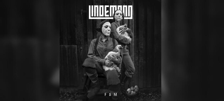 Lindemann lança álbum 'F & M'
