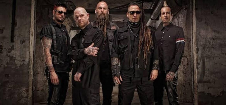 Ivan Moody fala sobre processo do novo álbum do Five Finger Death Punch