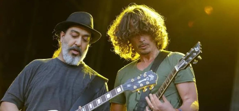 Guitarrista confirma novo álbum do Soundgarden