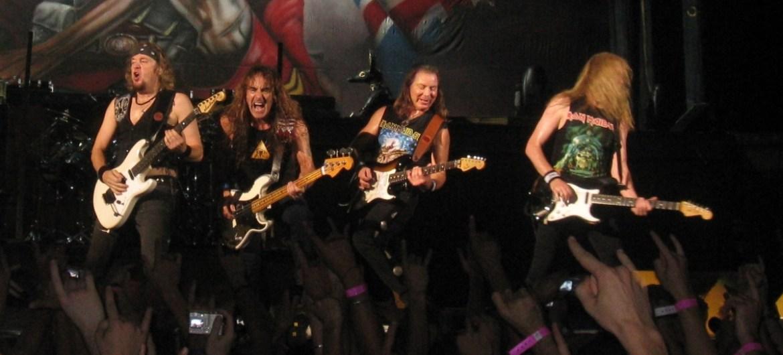 Iron Maiden pode ter finalizado gravação do novo álbum