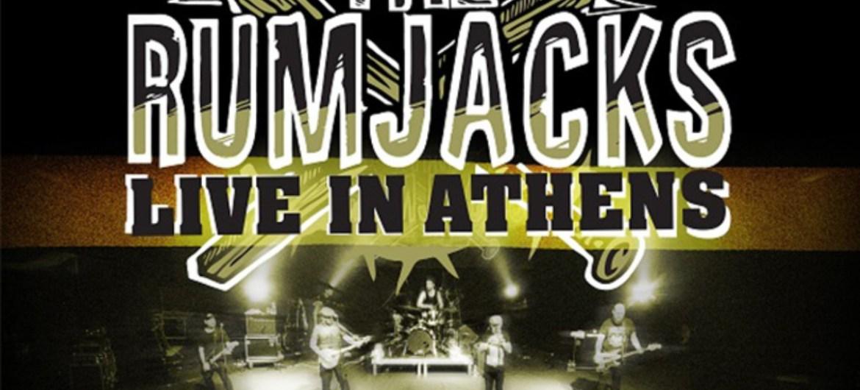 The Rumjacks lança álbum 'Live In Athens'