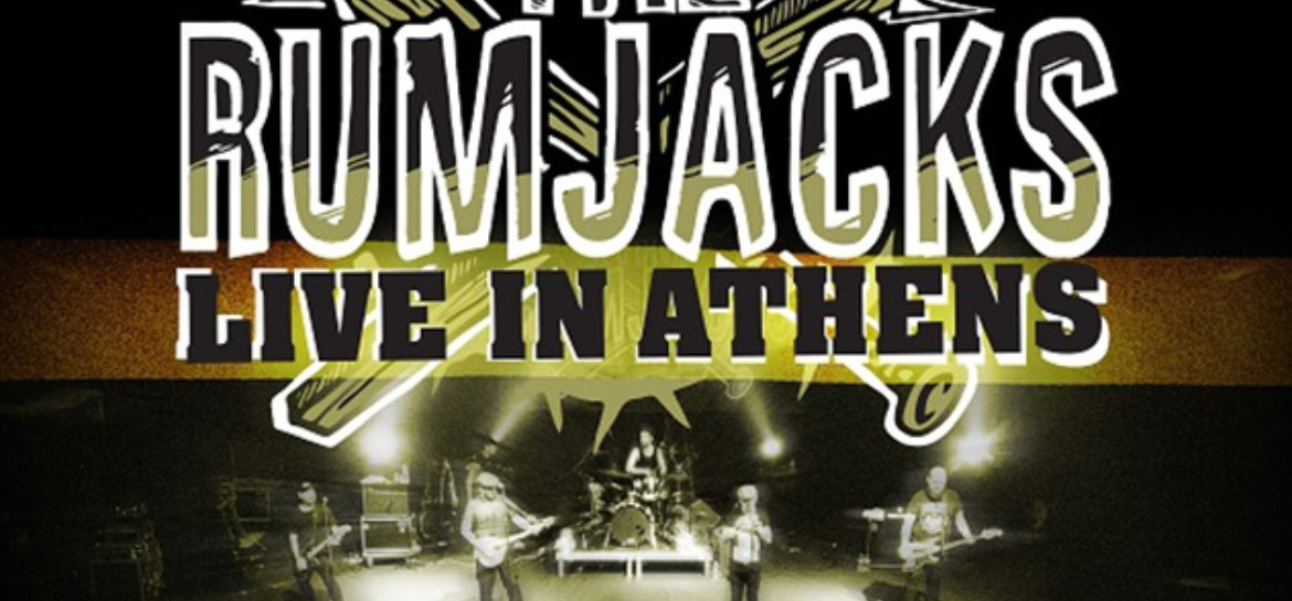 The Rumjacks lança álbum 'Live In Athens'